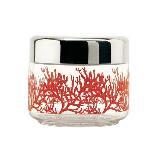 Alessi 16.9-Ounce Mediterraneo Jar by Emma Silvestris