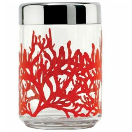 Alessi 33.81-Ounce Mediterraneo Jar by Emma Silvestris