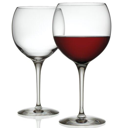 Alessi Mami Xl Red Wine Glass