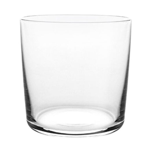 Alessi Glass 11.25 Oz. Water Glass (Set of 4)