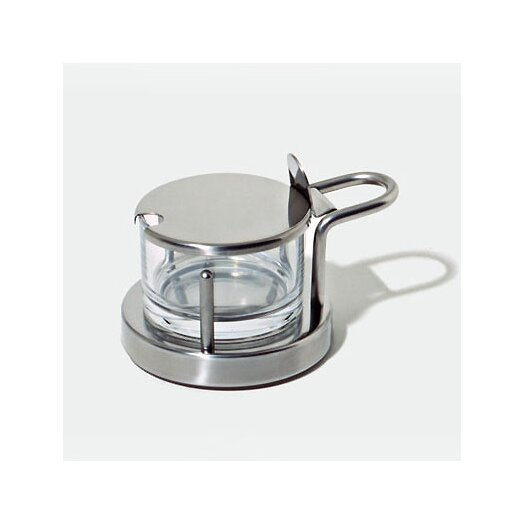Alessi Ettore Sottsass 6.75-Ounce Parmesan Cheese Cellar