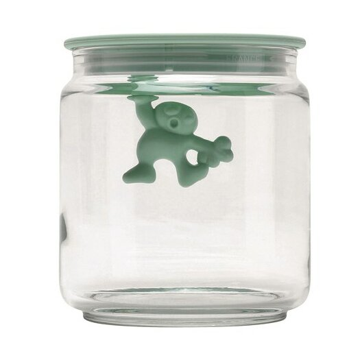 Alessi 23.67-Ounce Gianni Canister