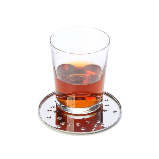 Alessi My Drop Glass Coaster by Pio and Tito Toso