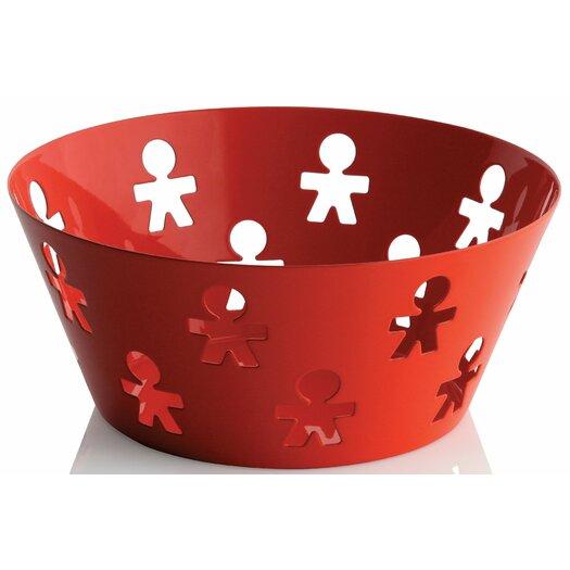 Alessi girotondo by king kong fruit bowl allmodern - Alessi fruit bowl ...