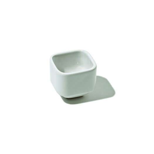 Alessi Programma 8 by Sargiani and Helander 1x1 Container Condiment Server