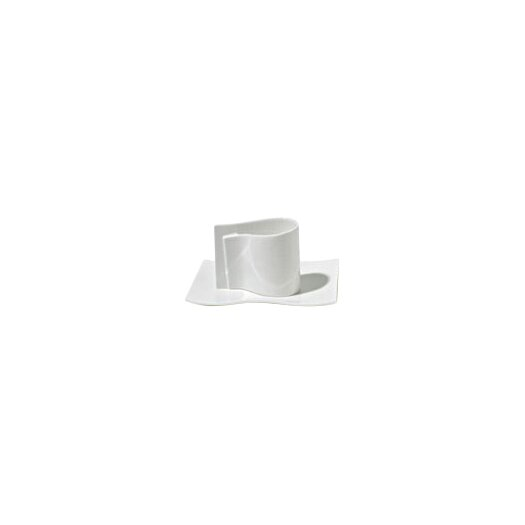 Alessi E-Li-Li  Mocha 4 Piece Cup Set by Massiliano & Doriana Fuksas