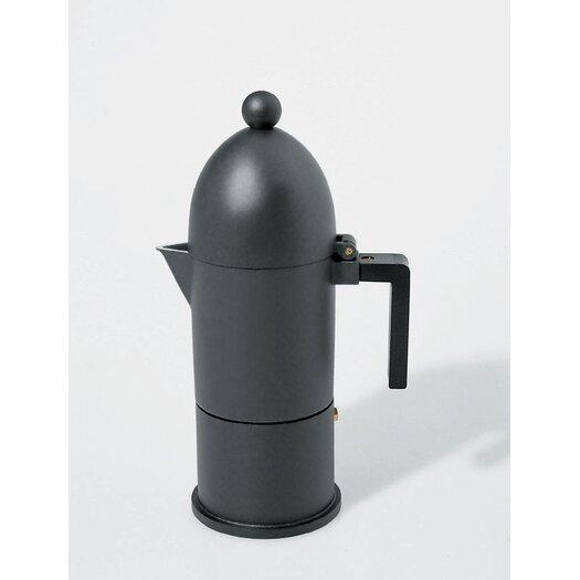Alessi La Cupola Espresso Maker by Aldo Rossi
