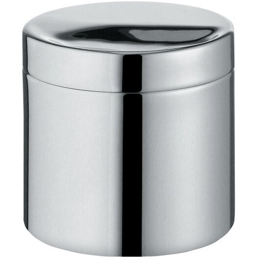 Alessi Wrinkled Inspirations Lluïsa Kitchen Canister by Lluis Clotet