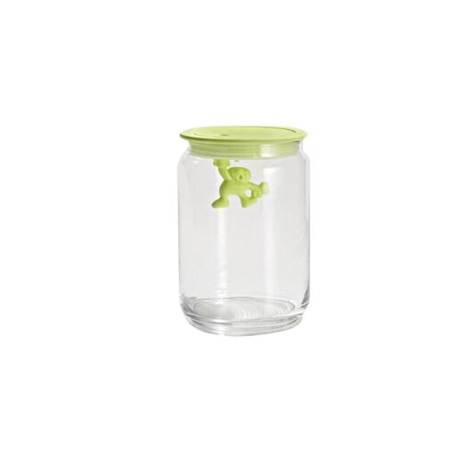 Alessi 23.67 Oz. Gianni Jar with Lid by Mattia Di Rosa