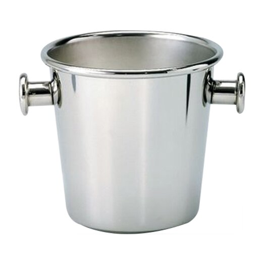 Alessi Luigi Massoni Stainless Steel Ice Bucket