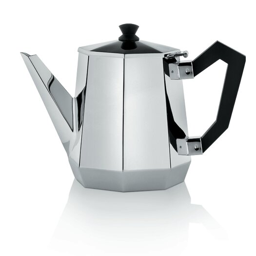 Alessi Ottagonale 0.95-qt. Teapot
