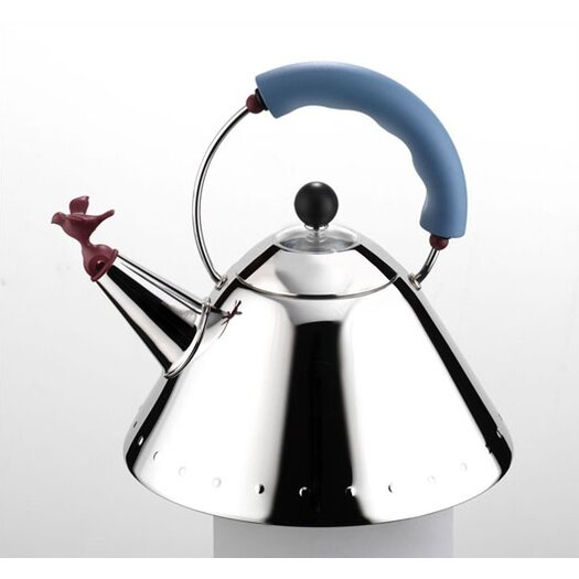 Alessi Bird Whistle for Michael Graves Kettle
