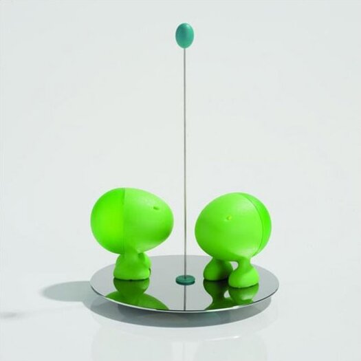 Lilliput Salt and Pepper Shakers by Stefano Giovannoni