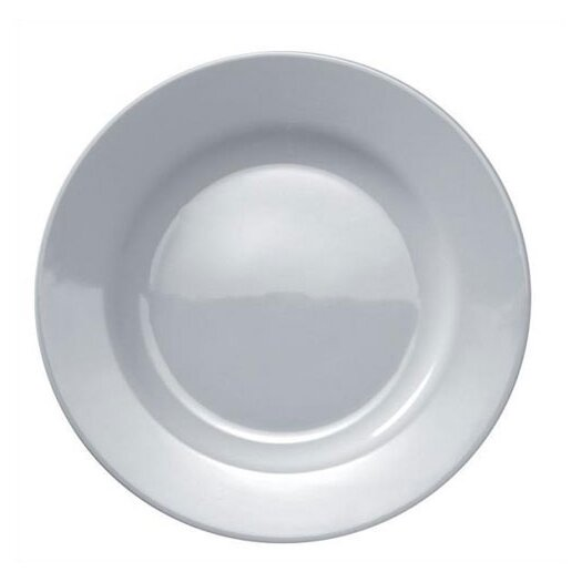 """Alessi Platebowlcup 10.8"""" Dining Plate by Jasper Morrison"""