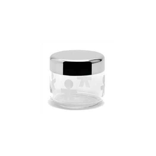 Alessi 110-Ounce Girotondo Kitchen Jar by King Kong