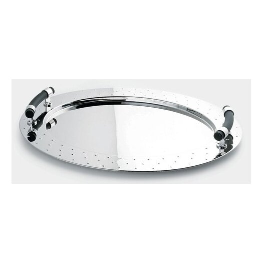 Alessi Michael Graves - Americana Inspirations Oval Serving Tray
