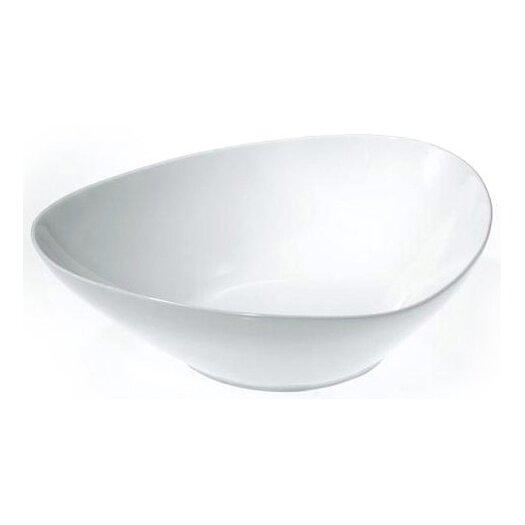 Alessi Colombina Porcelain Salad Bowl