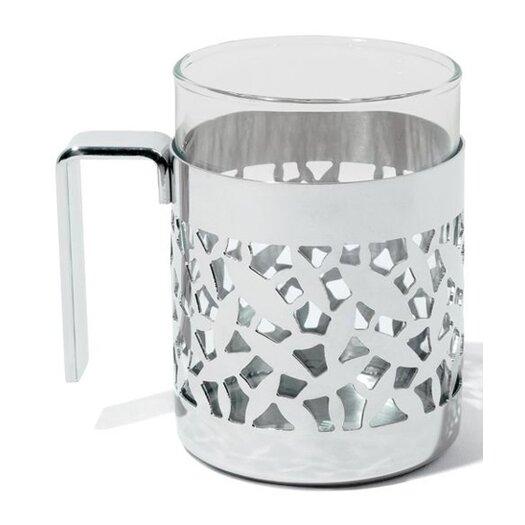 Alessi Marta Sansoni Cactus! Mug with Heat Resistant Glass
