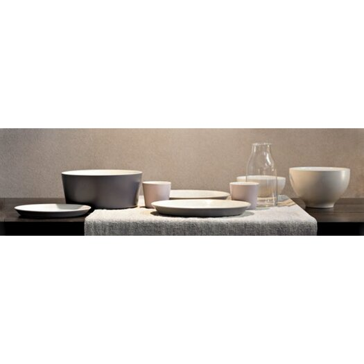 Alessi Tonale Dinnerware Collection by David Chipperfield