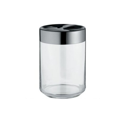 Alessi Wrinkled Inspirations Julieta Kitchen Canister by Lluis Clotet