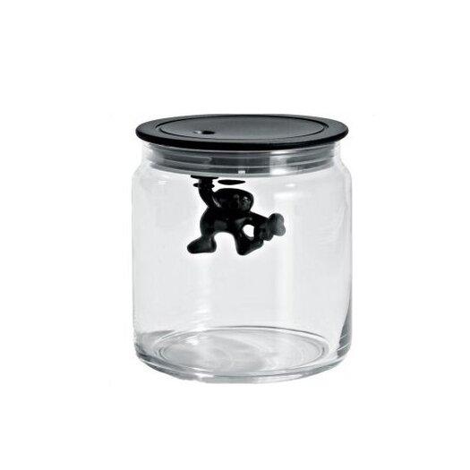 Alessi 23.67 Oz. Gianni Jar with Lid by Mattia Di Rosa