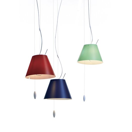 Luceplan Costanzina 1 Light Suspension Lamp