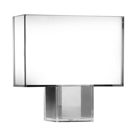 "Kartell Tati 18.1"" H Table Lamp with Rectangular Shade"
