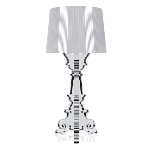 """Kartell Bourgie 27"""" H Table Lamp with Empire Shade"""