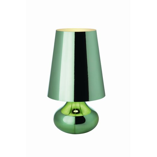 """Kartell Cindy 16.5"""" H Table Lamp with Empire Shade"""