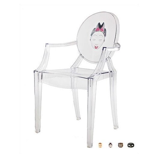 Kartell Louis Ghost Theme Chair