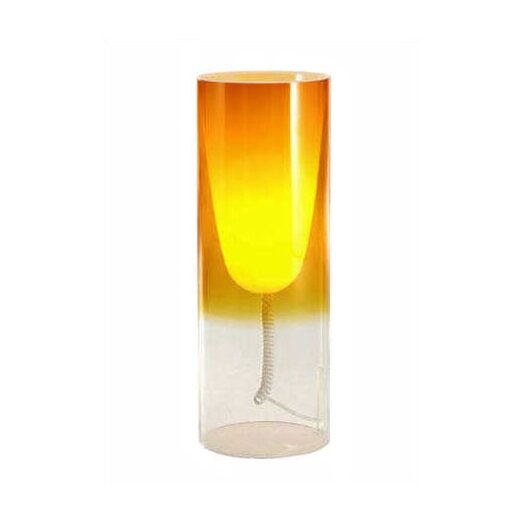 Kartell Toobe Table Lamp with Bell Shade