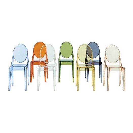 Kartell victoria ghost chair allmodern - Chaise victoria ghost starck ...