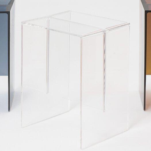 Kartell Max-Beam Stool / Small Table