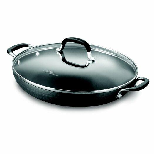 Calphalon Simply Nonstick 4-qt. Saucepan with Lid
