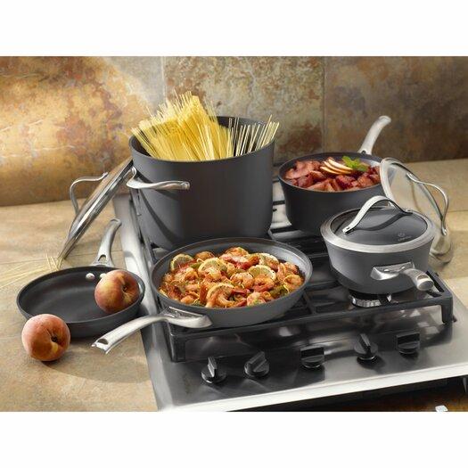 Calphalon Contemporary Nonstick 8-Piece Cookware Set
