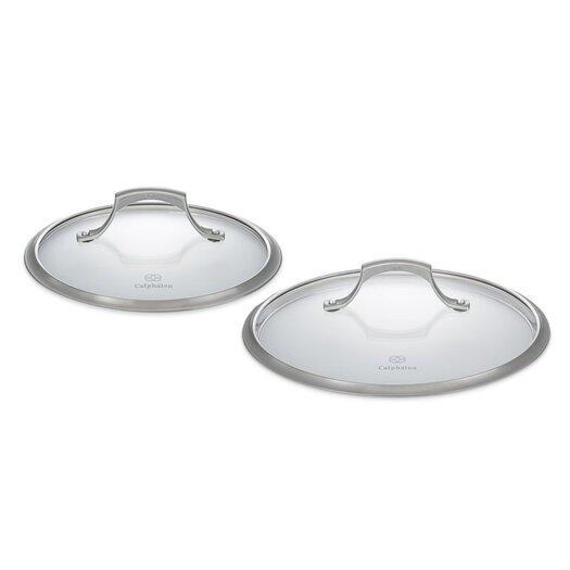 Calphalon Unison Glass Lid Set