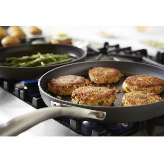 "Calphalon Unison Nonstick 12"" Grill Pan"