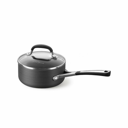 Calphalon Simply Nonstick Saucepan with Lid