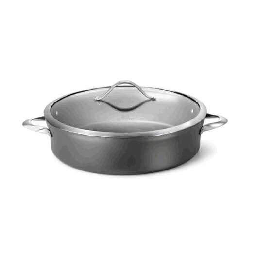 Calphalon Contemporary Nonstick 7-qt. Sauteuse Pan with Lid