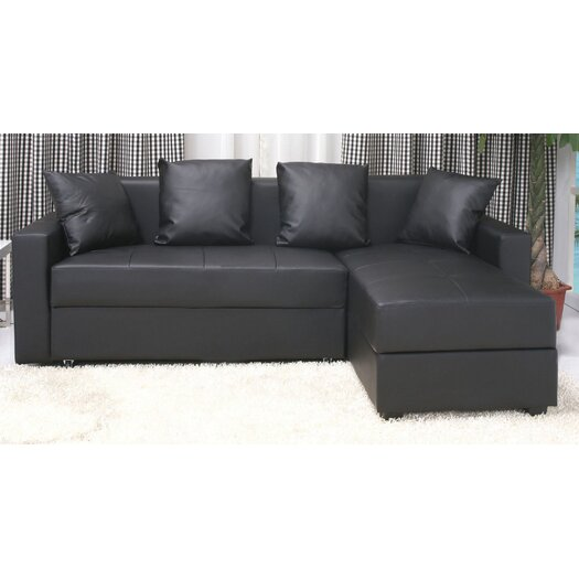 Gold Sparrow Right Hand Facing Sectional