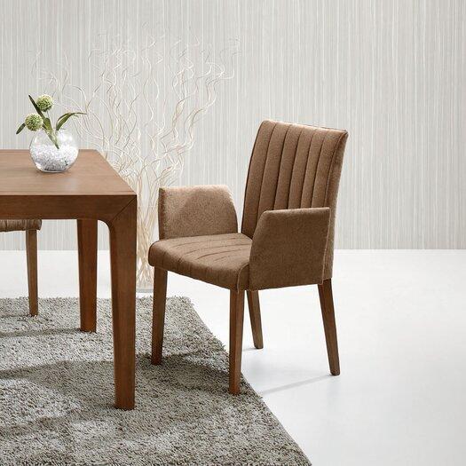Gold Sparrow Valarie Arm Chair