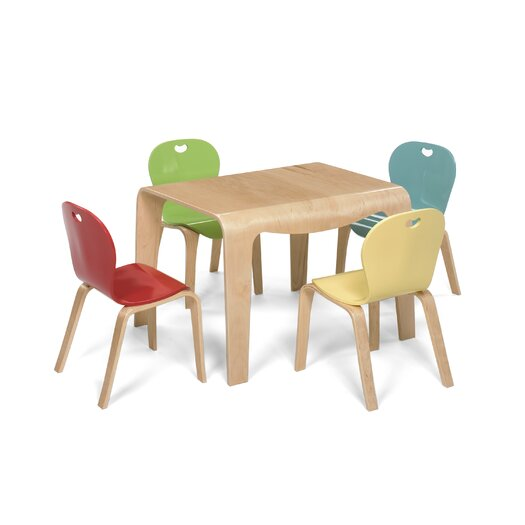 Childrens Chair Factory All Around Fun Kids Table