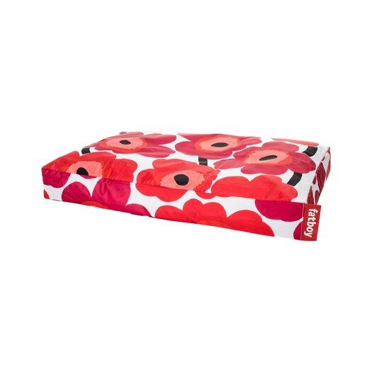 fatboy doggielounge marimekko unikko rectangular dog bed. Black Bedroom Furniture Sets. Home Design Ideas