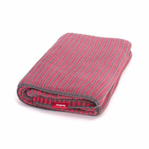 Klaid Cotton Throw Blanket