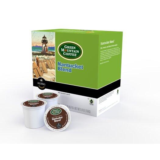 Keurig Green Mountain Coffee Roasters Nantucket Blend Coffee K-Cup (Pack of 108)