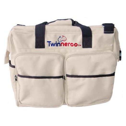 Stuff 4 Multiples Twinneroo Twin Diaper Bag