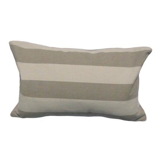 DR International Cadiz Cotton Lumbar Pillow