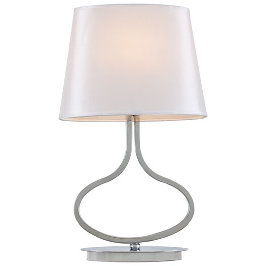 "DVI Cobalt 17"" H Table Lamp with Empire Shade"