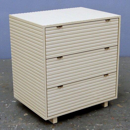 Jeb Jones Davida 3 Drawer Dresser