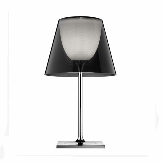 "FLOS Ktribe 27.16"" H Table Lamp with Empire Shade"
